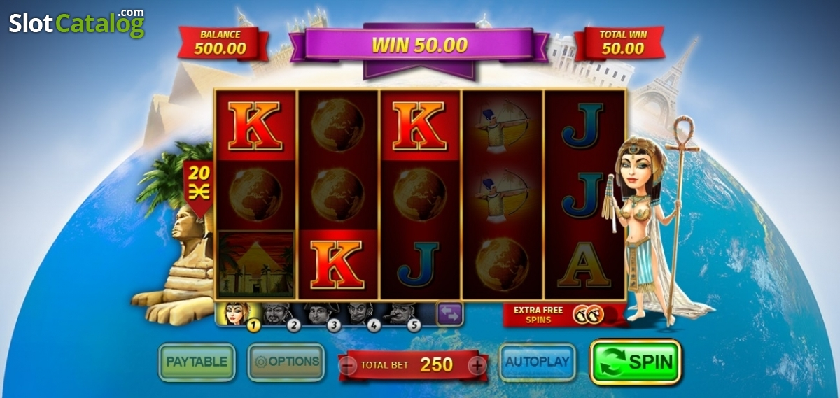Spiele World Leaders - Video Slots Online