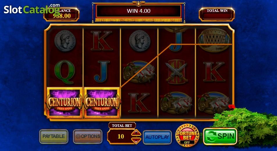 Spiele Centurion - Video Slots Online