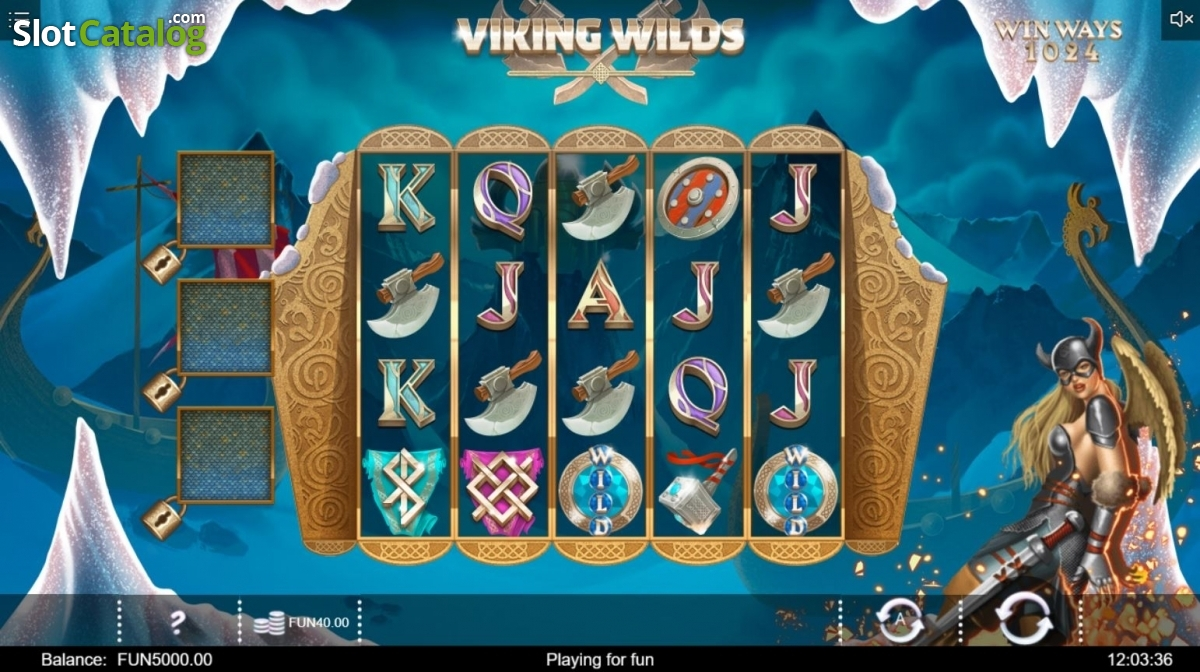 Spiele Viking Wilds - Video Slots Online