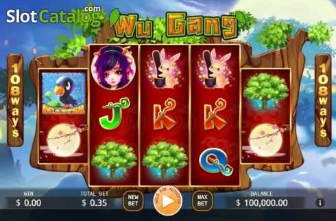 Spiele Wu Gang - Video Slots Online