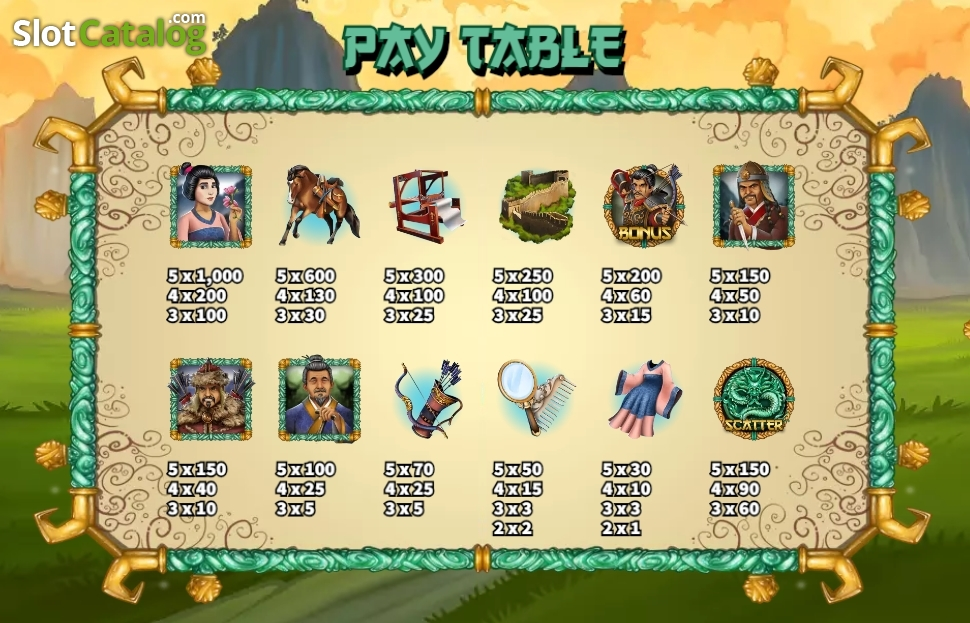 Spiele Hua Mulan - Video Slots Online