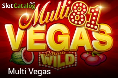 Multi Vegas 81 (Kajot Games) (Video Slots from KAJOT)