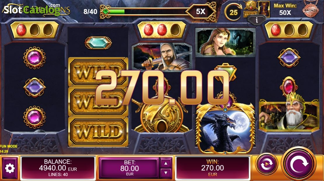 Spiele Age Of Dragons - Video Slots Online
