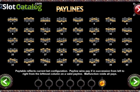 Lines. Age of Ice Dragons (Video Slot from Kalamba Games)