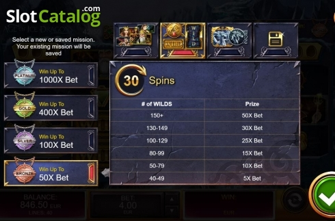 Feature. Age of Ice Dragons (Video Slot from Kalamba Games)