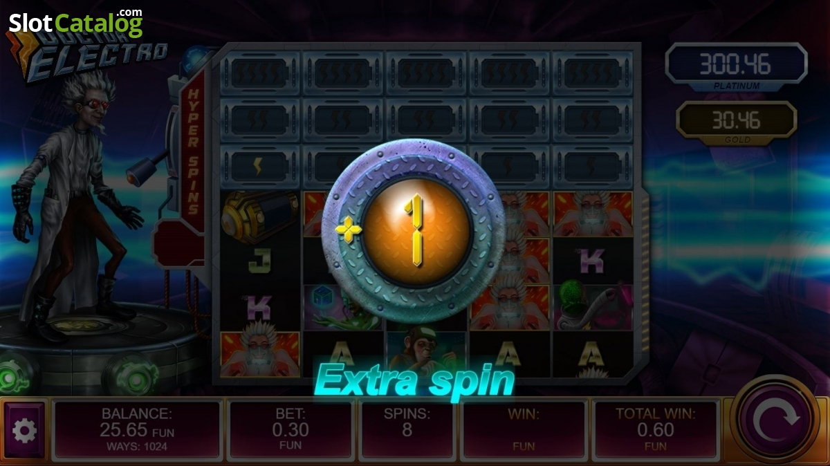 Spiele Doctor Electro - Video Slots Online
