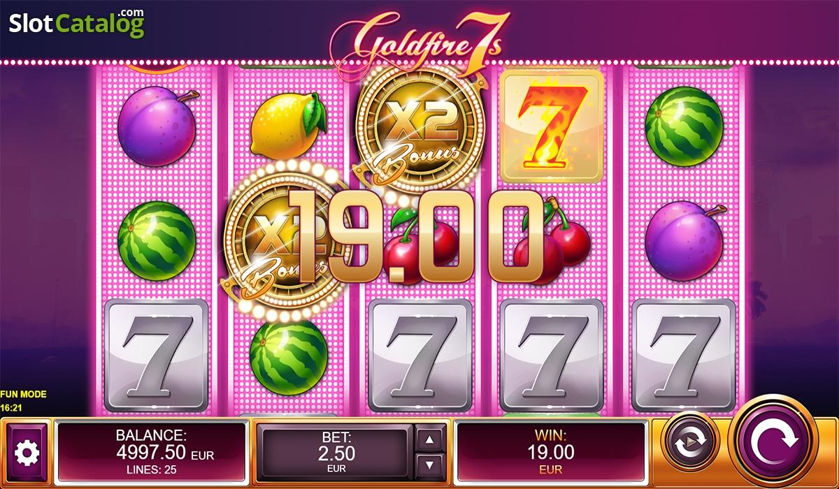 Spiele Goldfire 7s - Video Slots Online