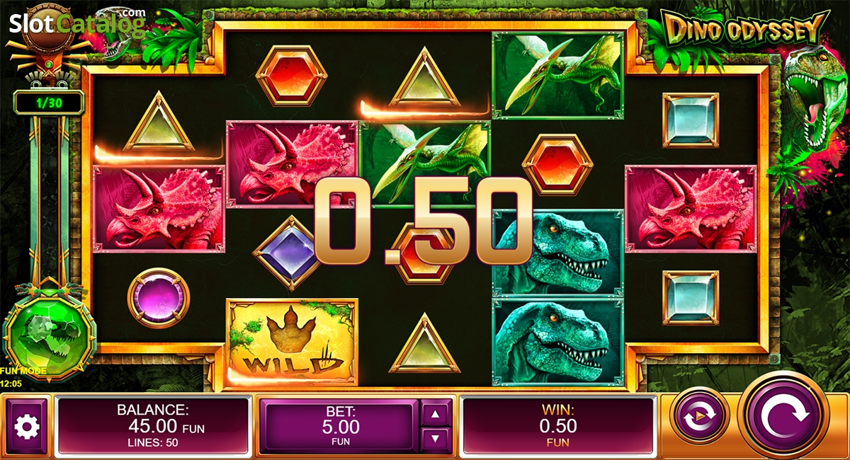 Spiele Dino OdyГџey - Video Slots Online