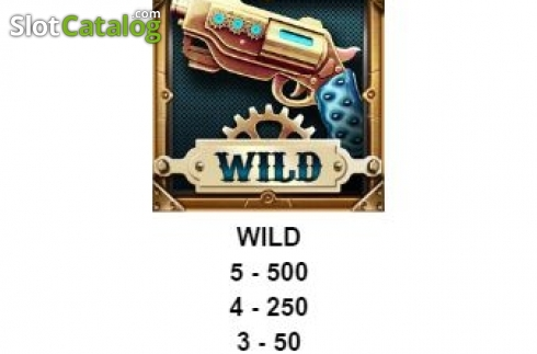 Wild. Bandida (Video Slot from Leander Games)
