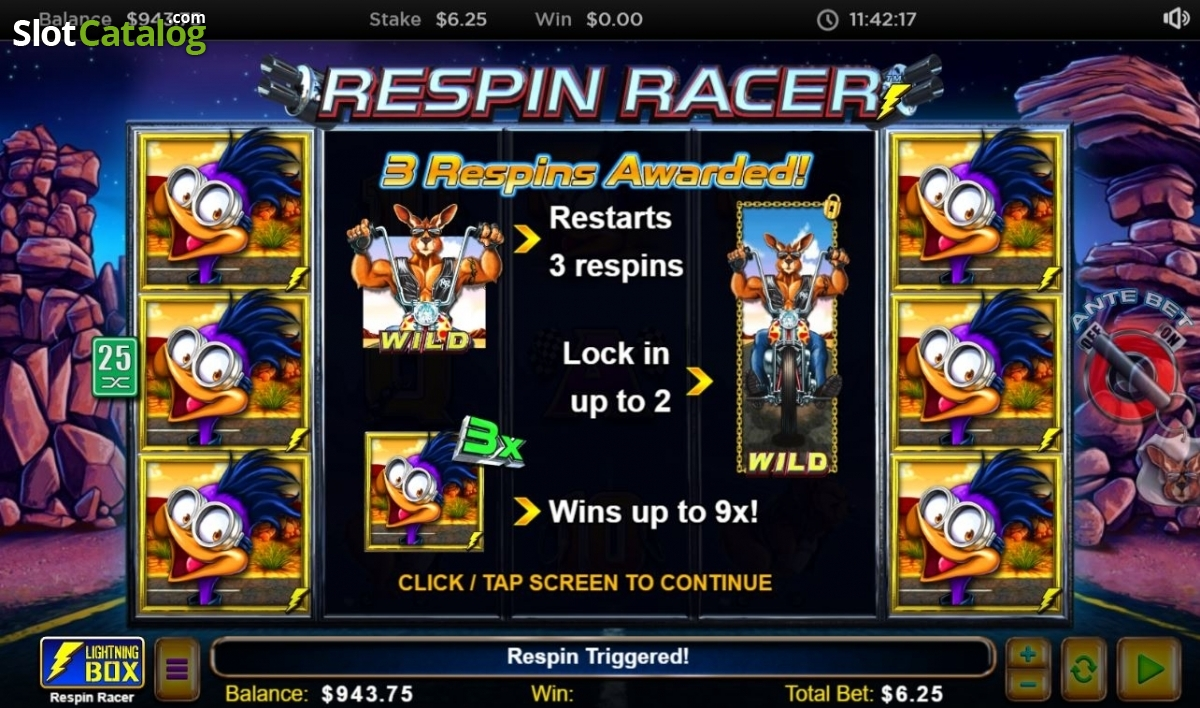Spiele Respin Racer - Video Slots Online