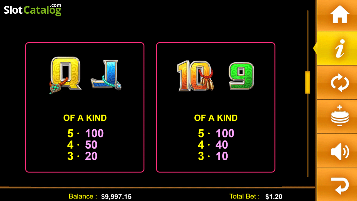 Spiele Golden Yak - Video Slots Online