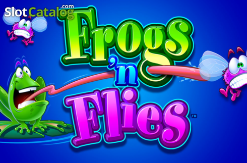 Frogs and flies slots
