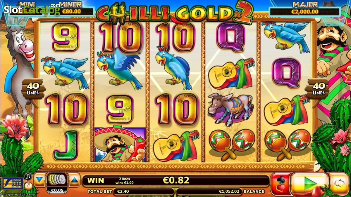Chilli gold lightning box casino slots Beypazarı