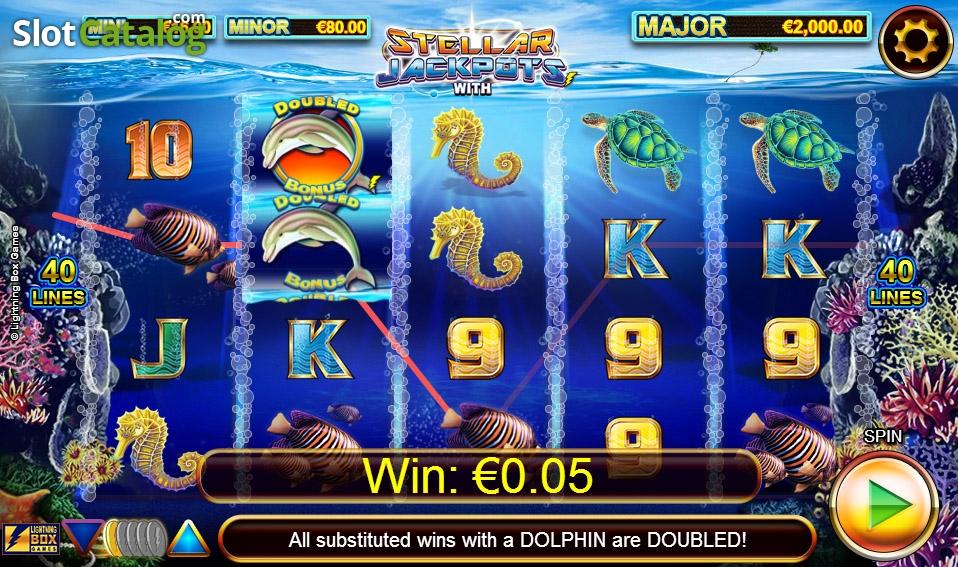 Spiele Dolphin Gold With Stellar Jackpots - Video Slots Online