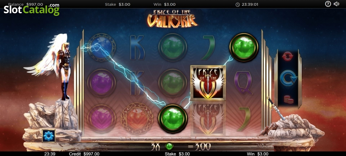 Prize of the Valkyrie Slot 🎰 Review & Play for free