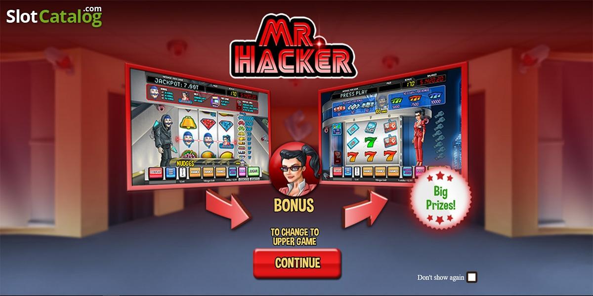 Spiele Mr Hacker - Video Slots Online