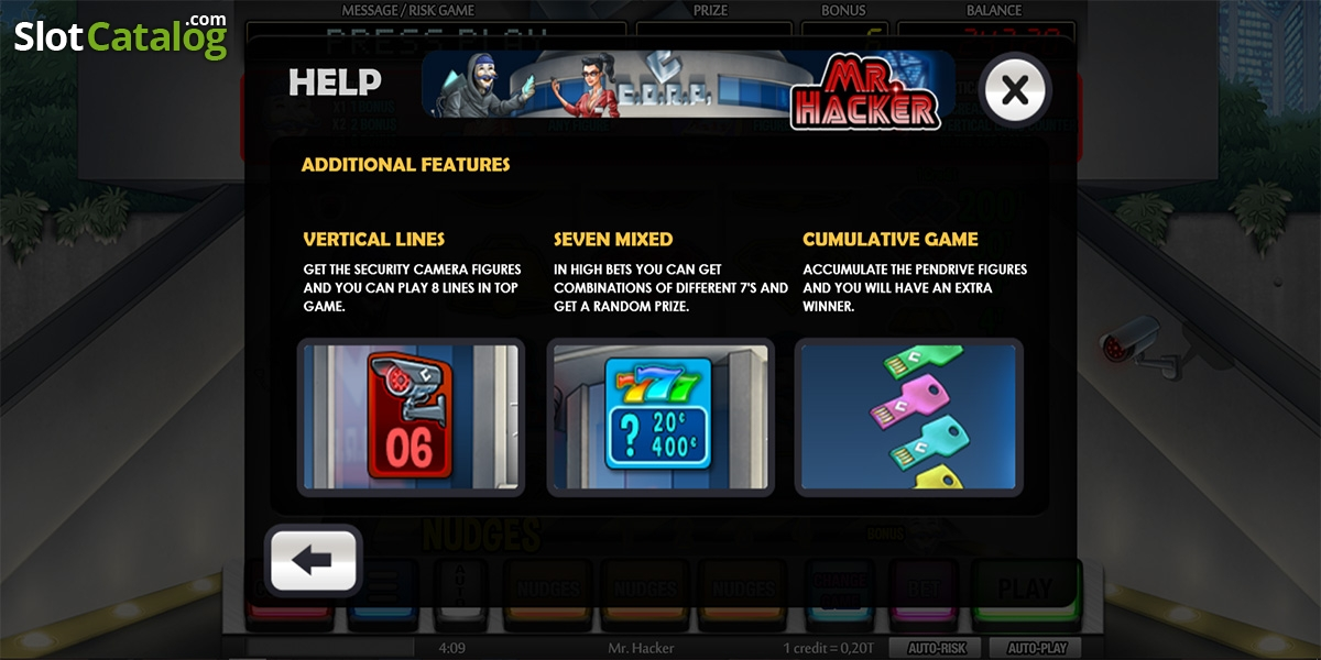 Mr Hacker Slot Review, Bonus Codes & where to play from United Kingdom