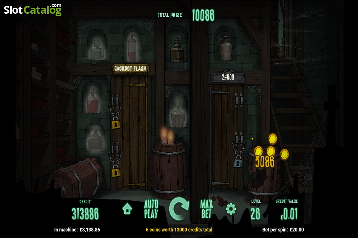 Free Slot Games Haunted House