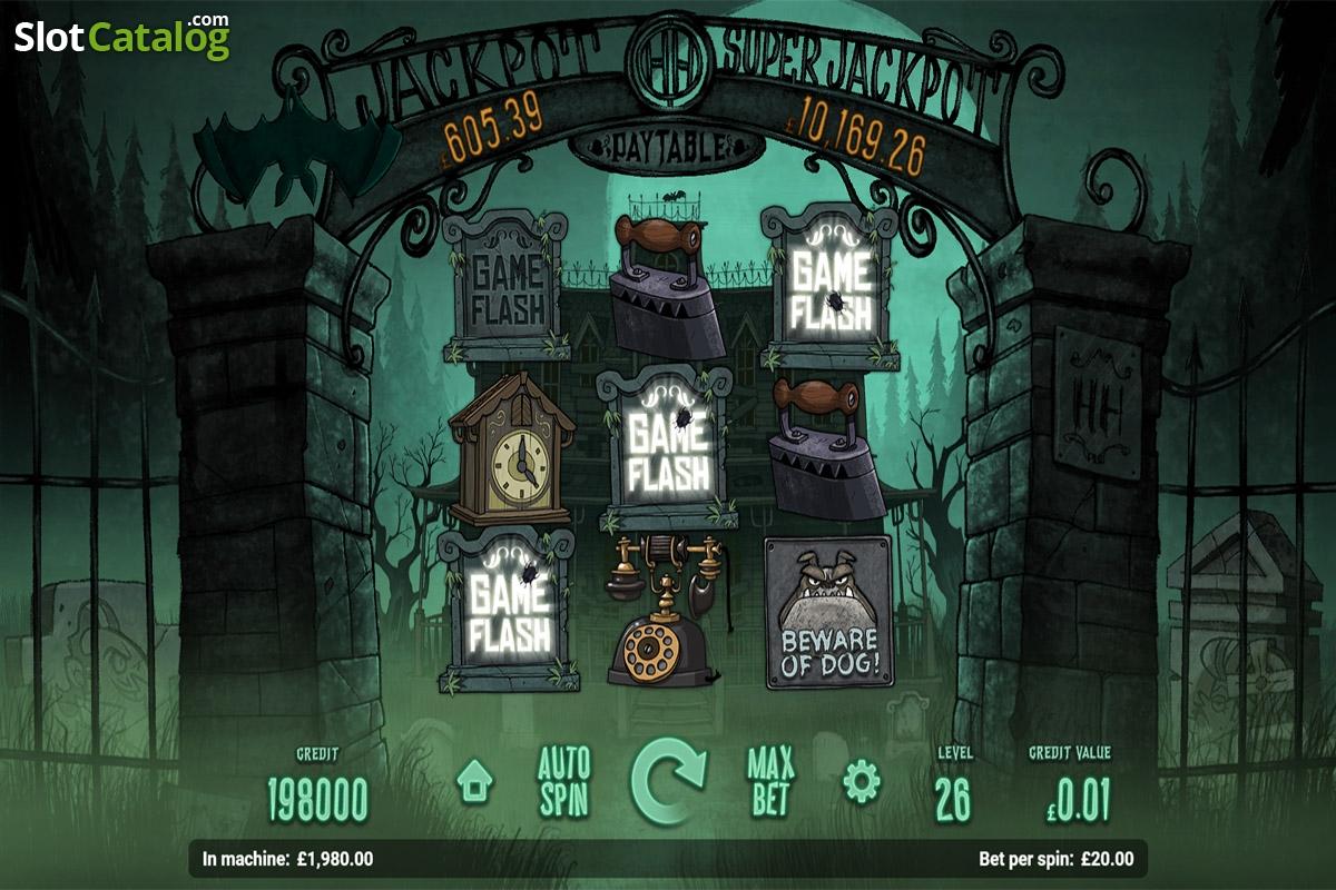 Haunted House Spiel