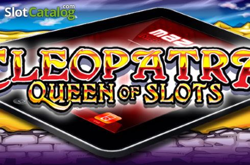 Cleopatra Queen of Slots Brand:Mazooma