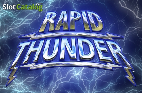 Rapid Thunder Video Slot from Merkur