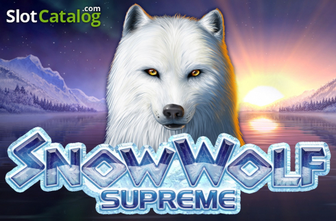 Snow Wolf Supreme (Video Slot from Merkur)