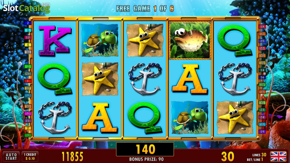 Deep Sea Treasure Slot Machine Online ᐈ Blueprint™ Casino Slots