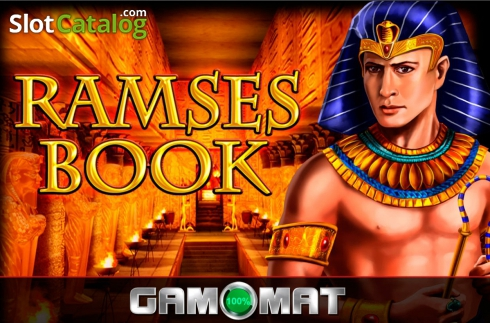 Ramses Book (Video Slots from Gamomat)
