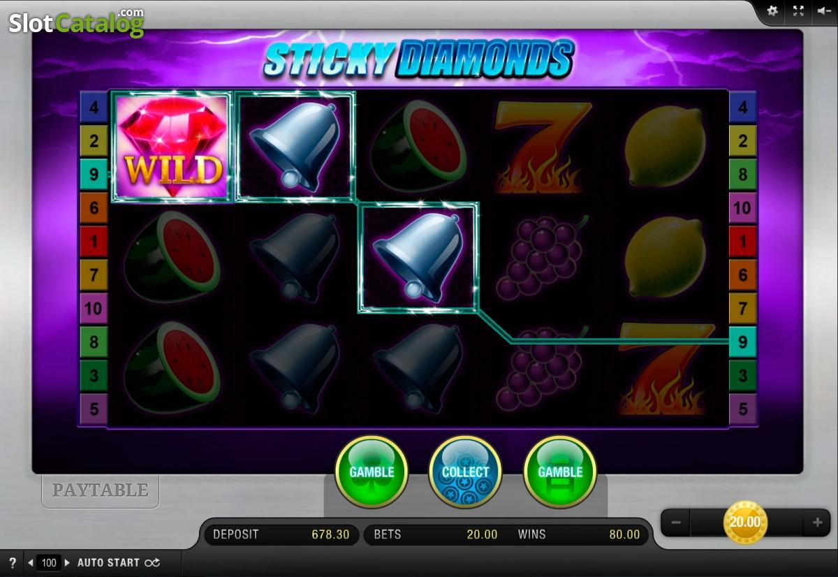 Sticky Slots