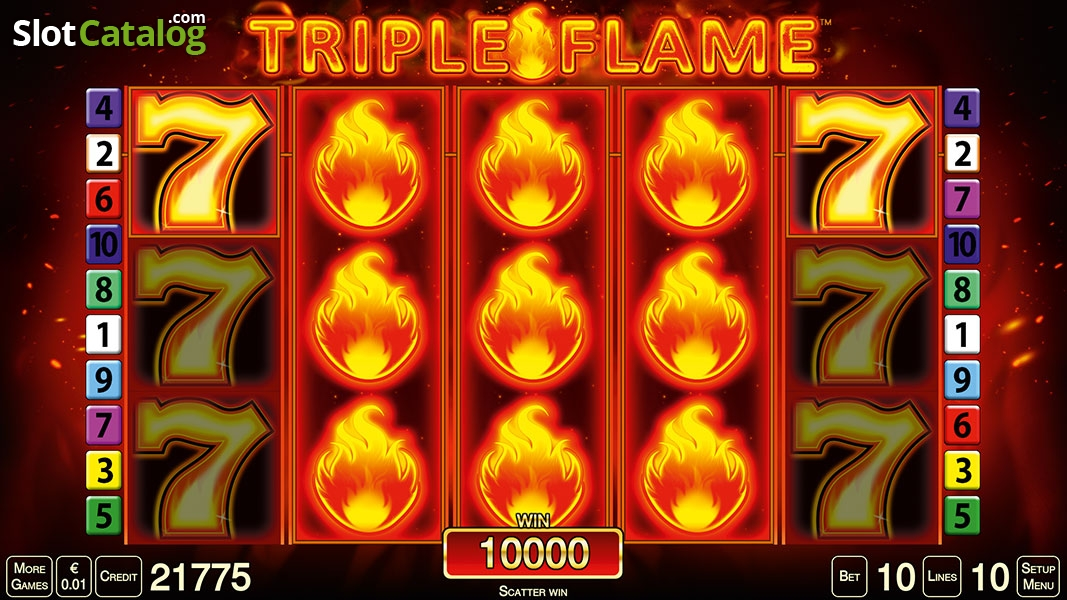 Spiele Flame - Video Slots Online