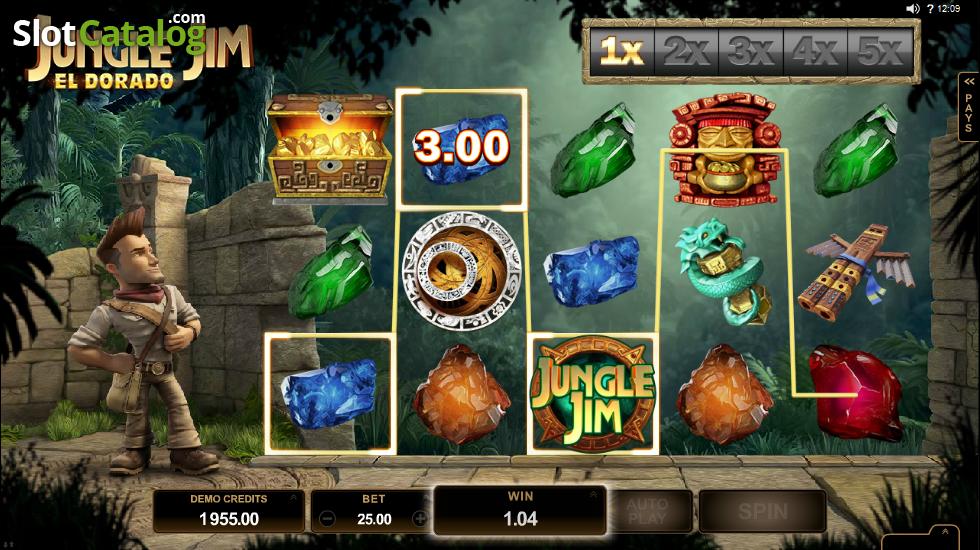 Microgaming Release Jungle Jim El Dorado Slot