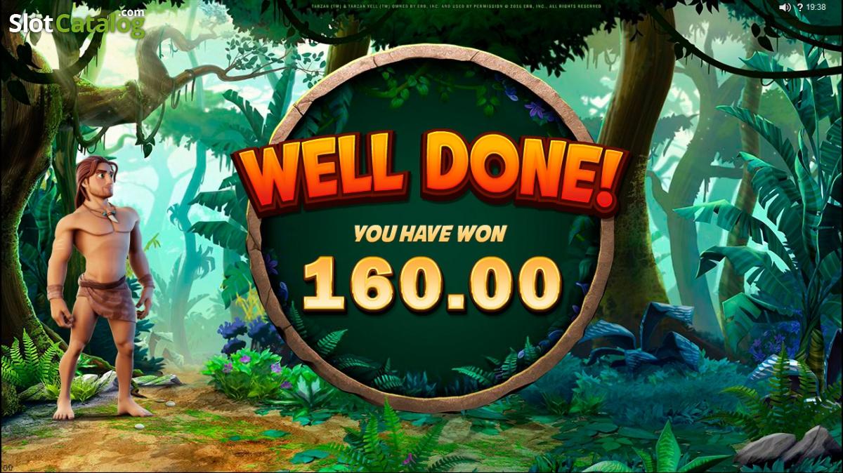 Tarzan Slots Free Play