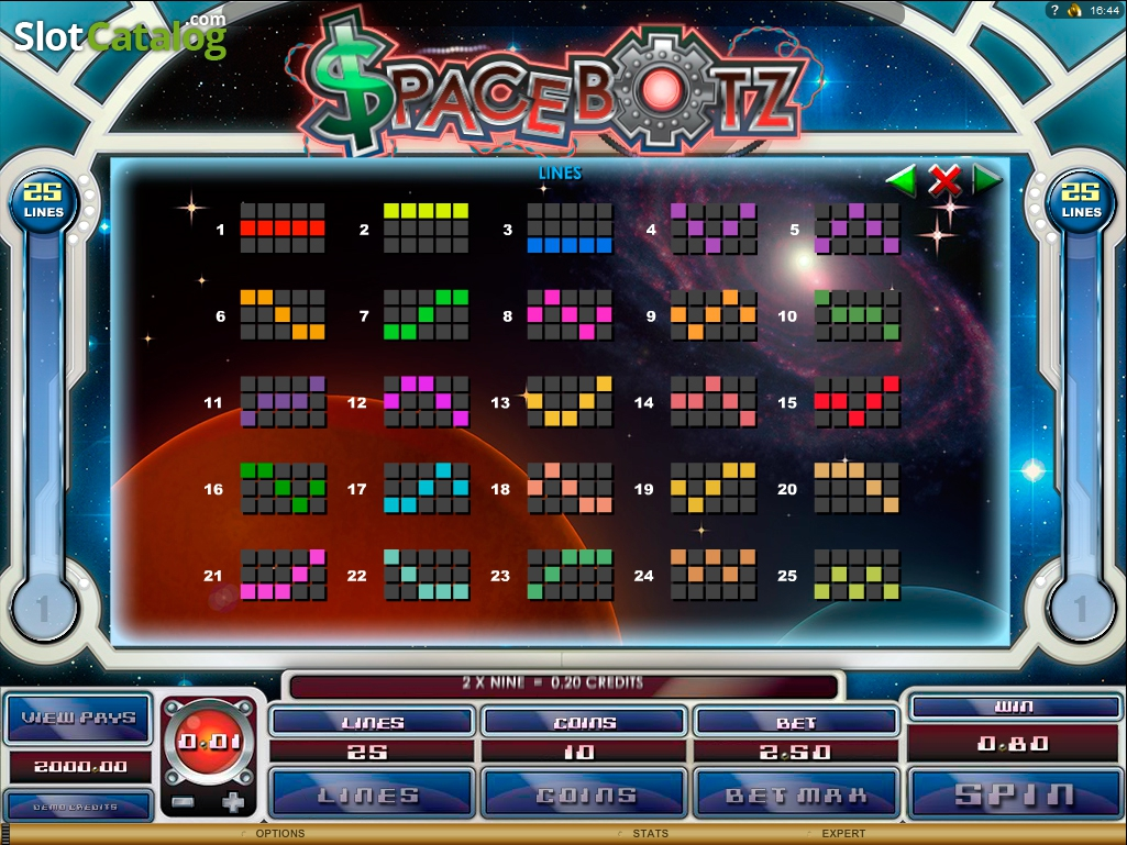 Space Botz Slot Review, Bonus Codes & where to play from United Kingdom