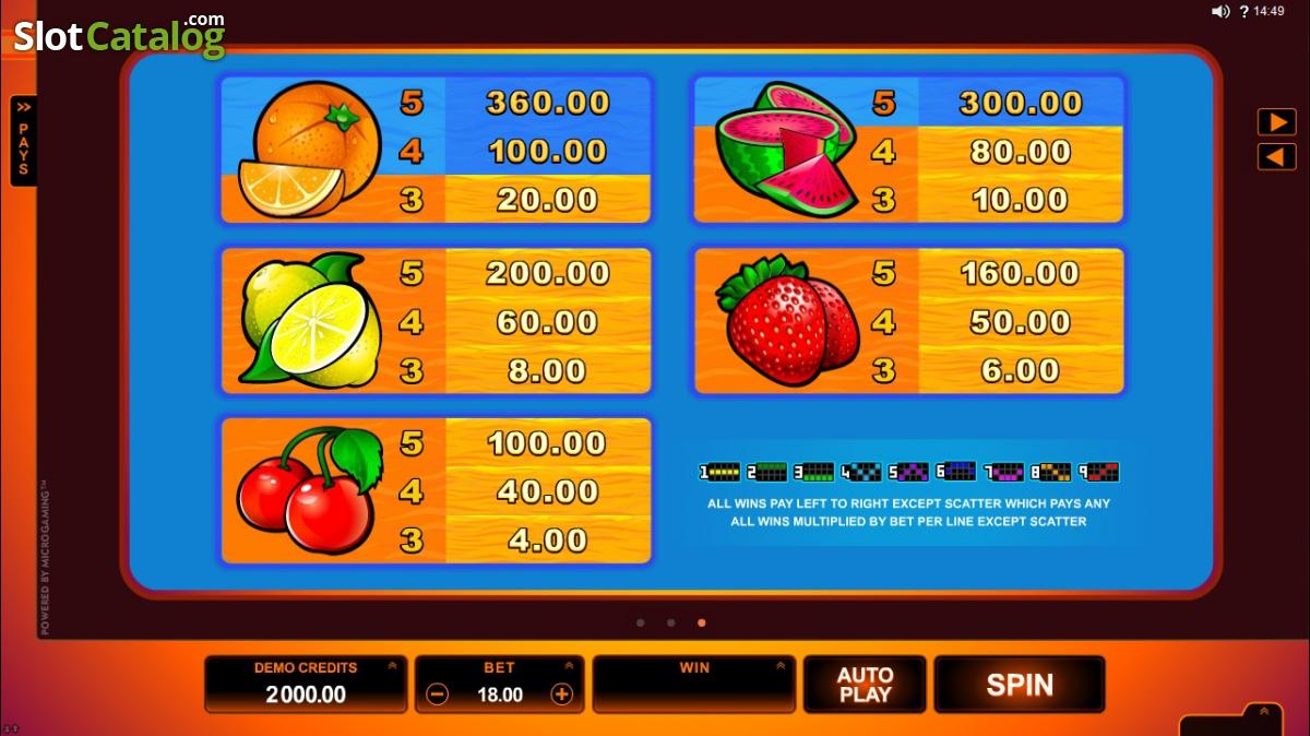 Spiele Sun Tide - Video Slots Online