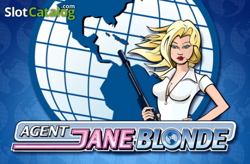 Agent Jane Blonde (Video Slot from Microgaming)