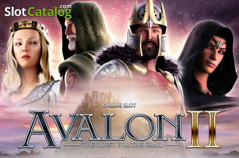 Avalon II (Video Slot a partire dal Microgaming)