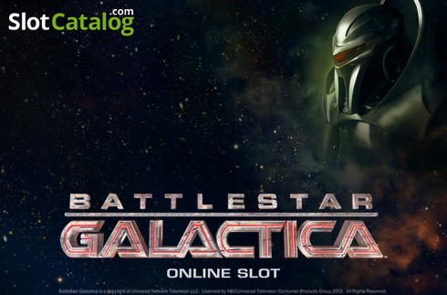 Battlestar Galactica (Video Slot från Microgaming)