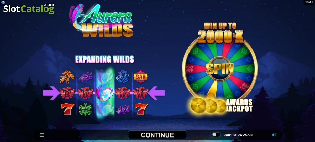 Spiele Aurora Wilds - Video Slots Online