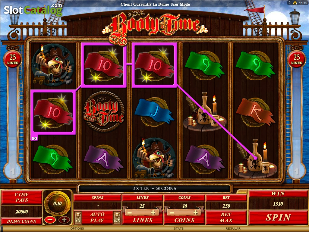 Spiele Booty Time - Video Slots Online