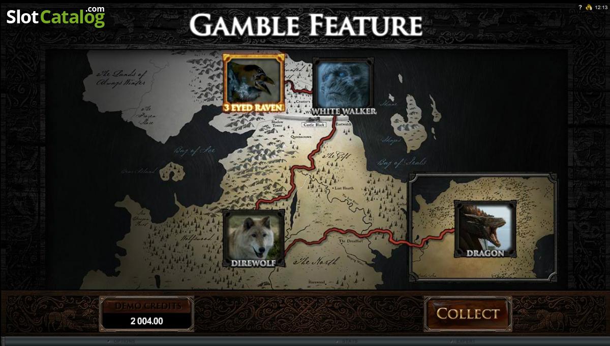 Game of Thrones - 243 ways - Slot - MicroGaming Casinos - Rizk.de