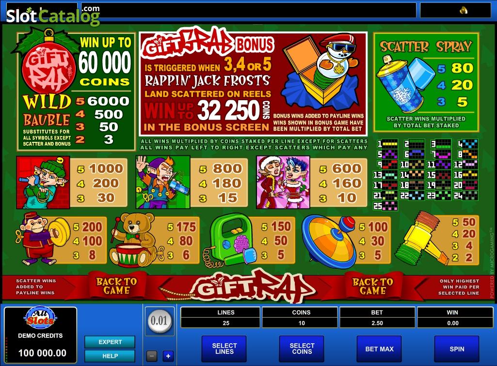 Caesars palace free slots