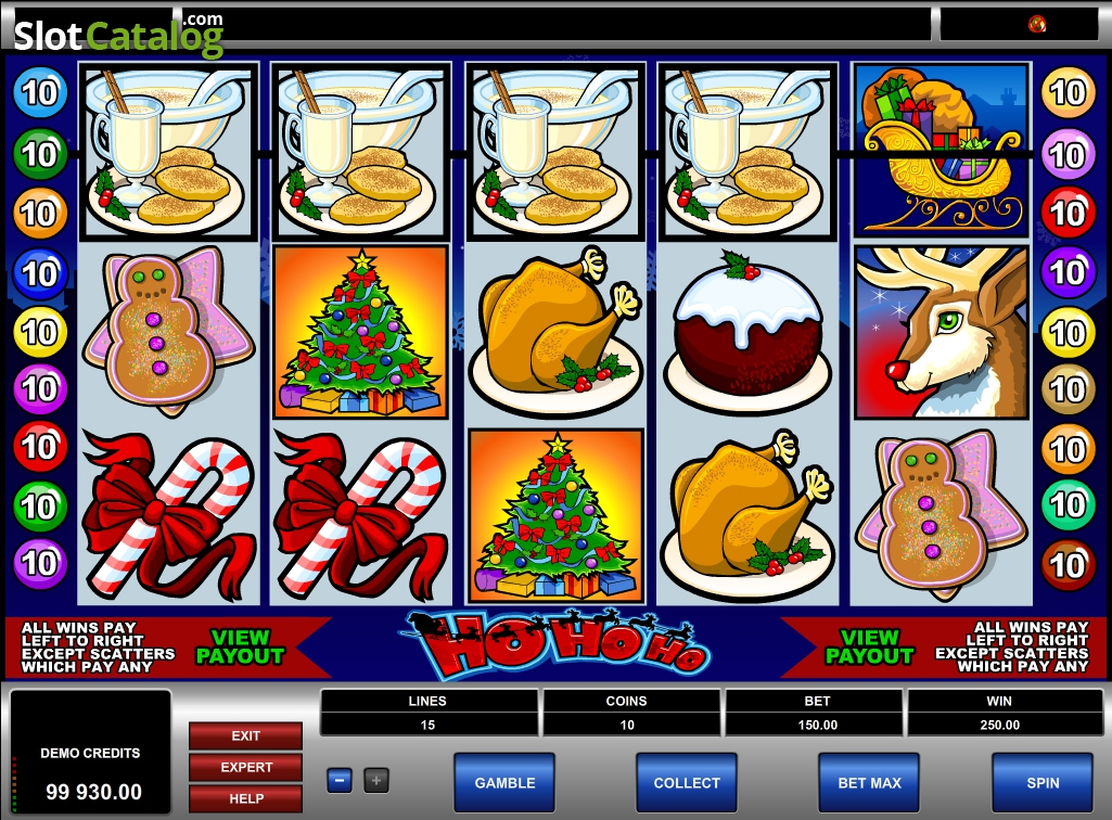 Roys Free Slot Ho Ho