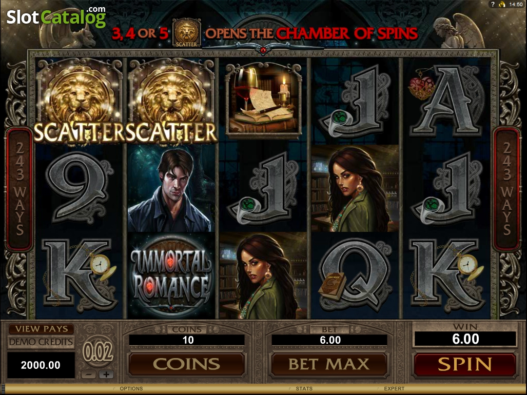 Spiele Immortal Romance - Video Slots Online