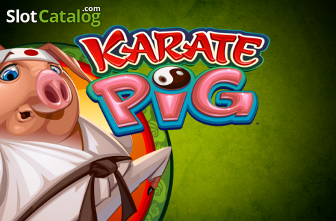 Karate Pig from Microgaming