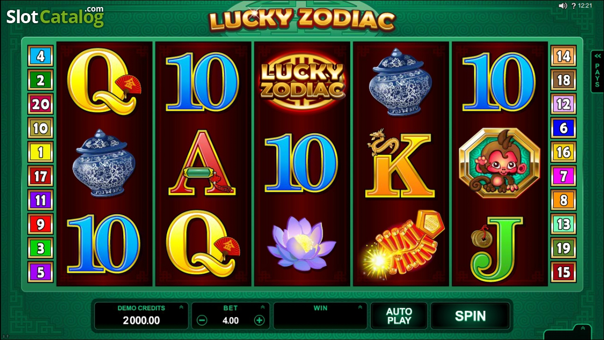Zodiac Wheel Slot Machine Online ᐈ EGT™ Casino Slots