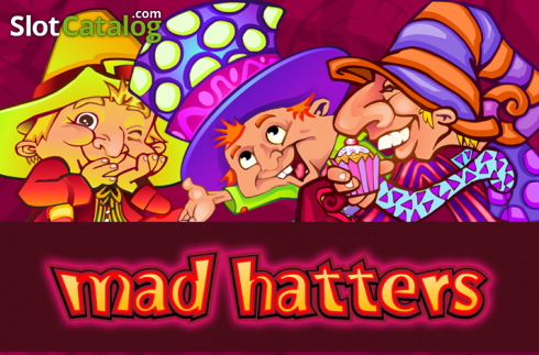 Mad Hatters (Video Slot from Microgaming)