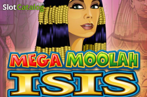 Mega Moolah Isis (Video Slot from Microgaming)