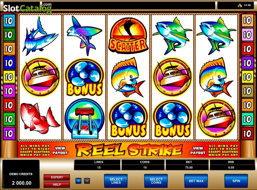 Spiele Reel Strike - Video Slots Online
