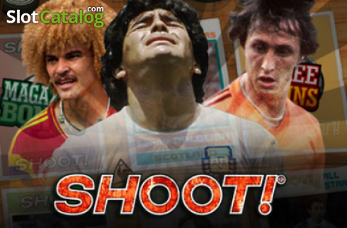 Shoot! (Video Slot from Microgaming)