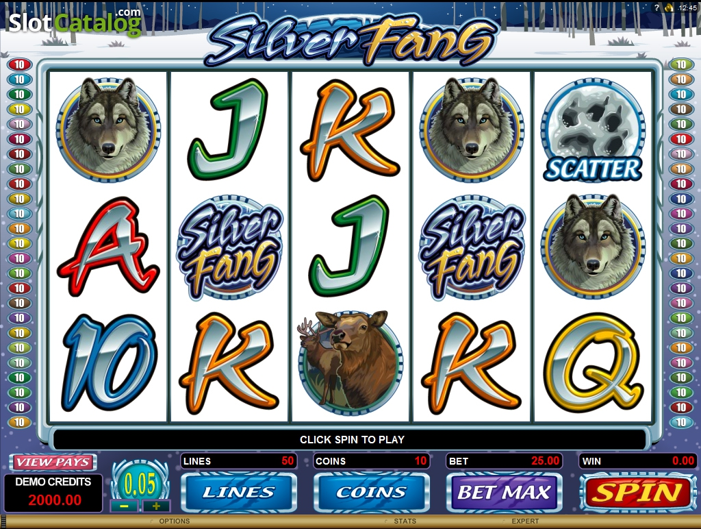 Spiele Silver Fang - Video Slots Online